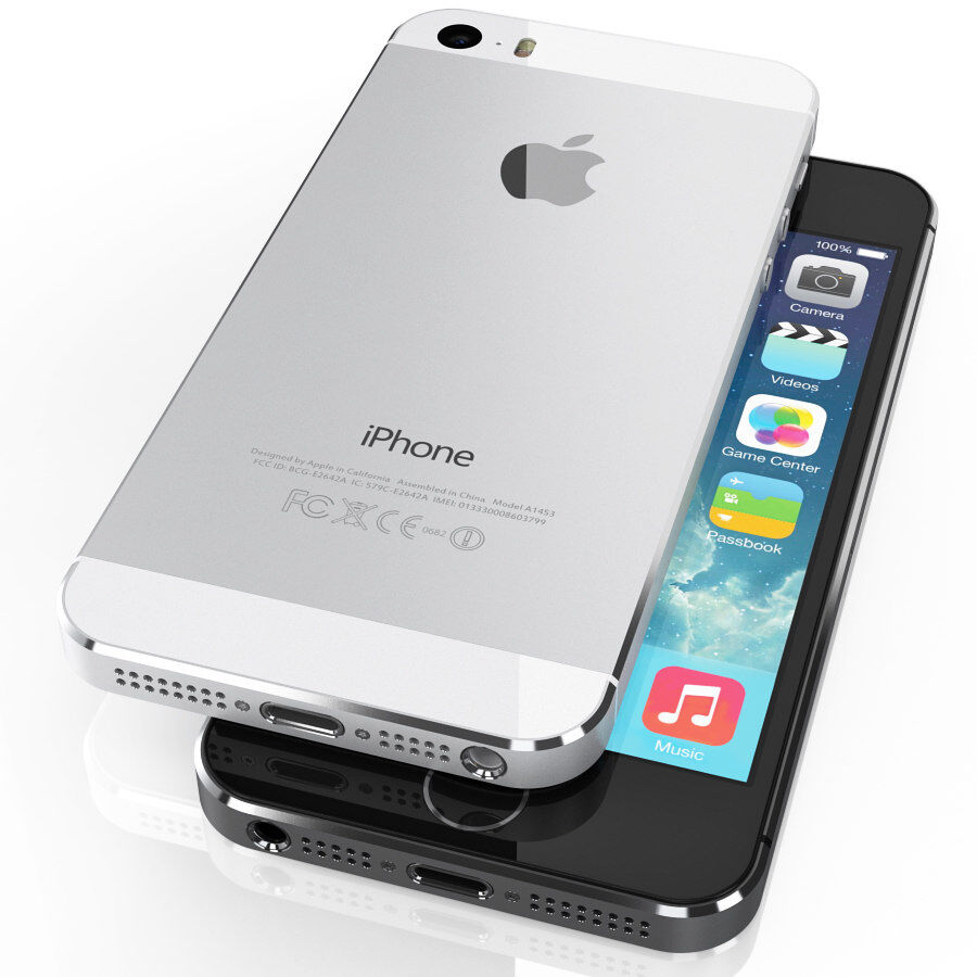Apple Electronics Collection 2014 v1 royalty-free 3d model - Preview no. 15
