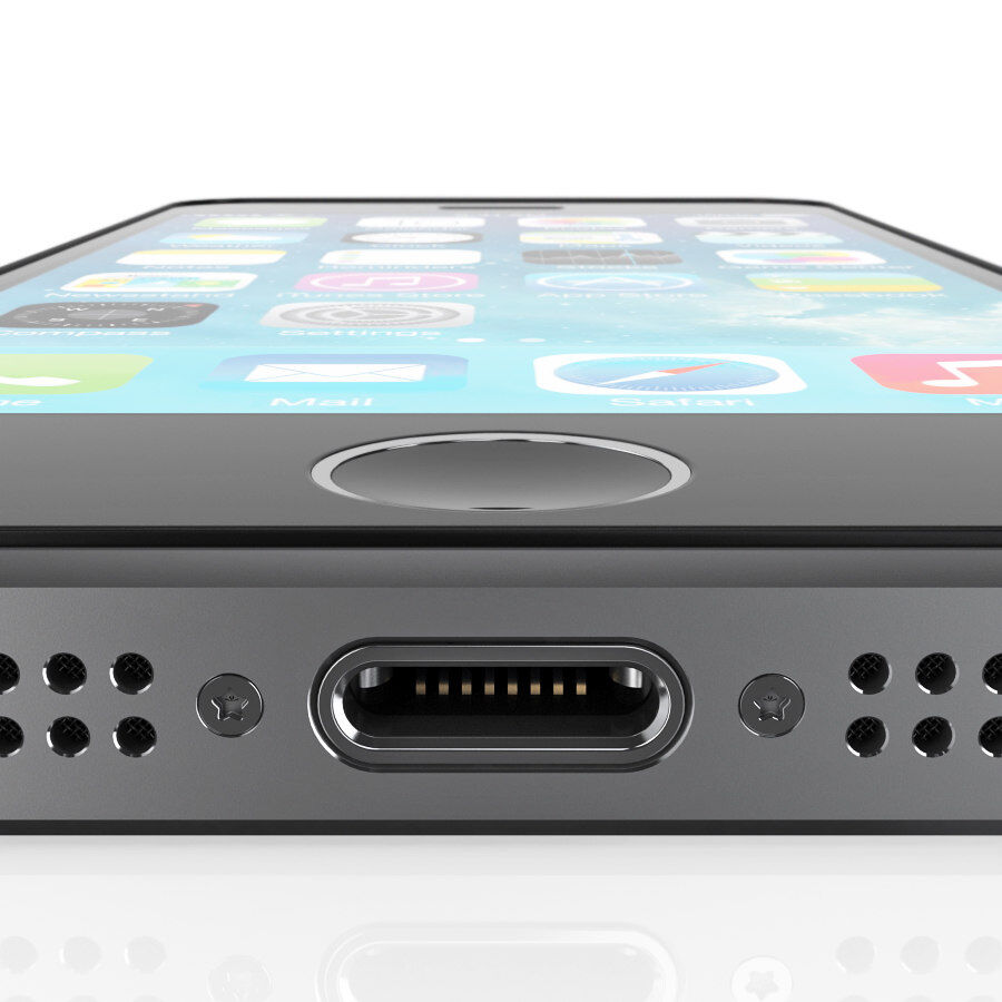 Apple Electronics Collection 2014 v1 royalty-free 3d model - Preview no. 20