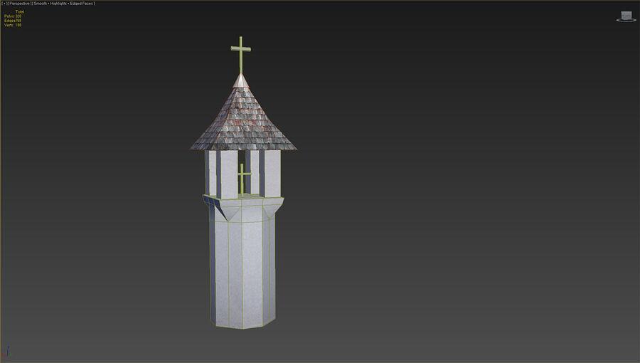 历史建筑 royalty-free 3d model - Preview no. 29