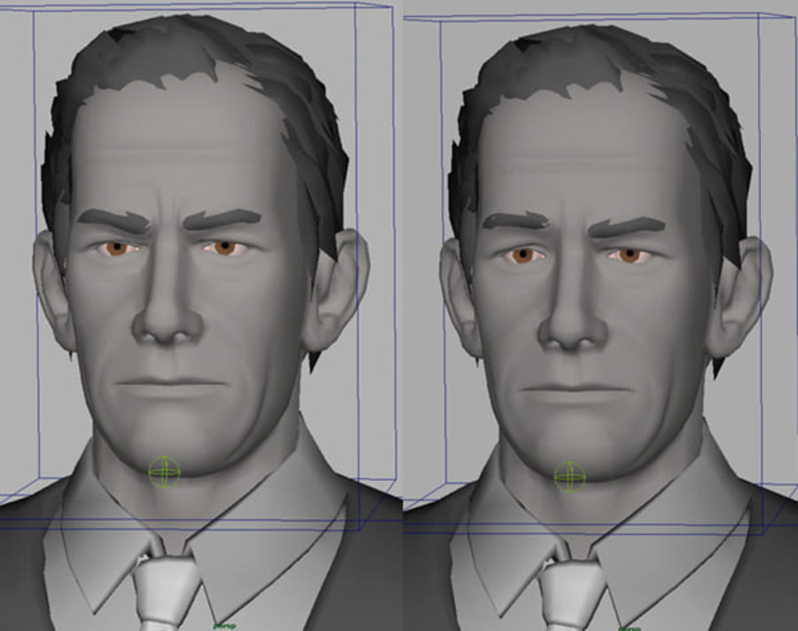 Modello 3D Man royalty-free 3d model - Preview no. 9