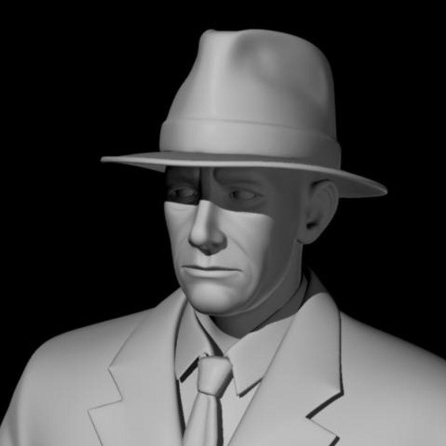 3D Model Man royalty-free 3d model - Preview no. 1 6e01af8b6644