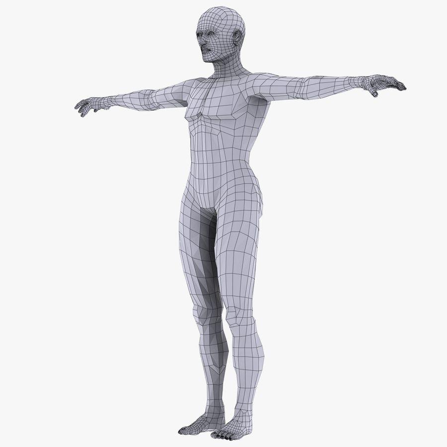 Human Internal Organ Xray royalty-free 3d model - Preview no. 16