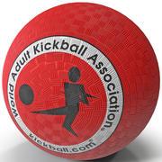 Kickball 3d model