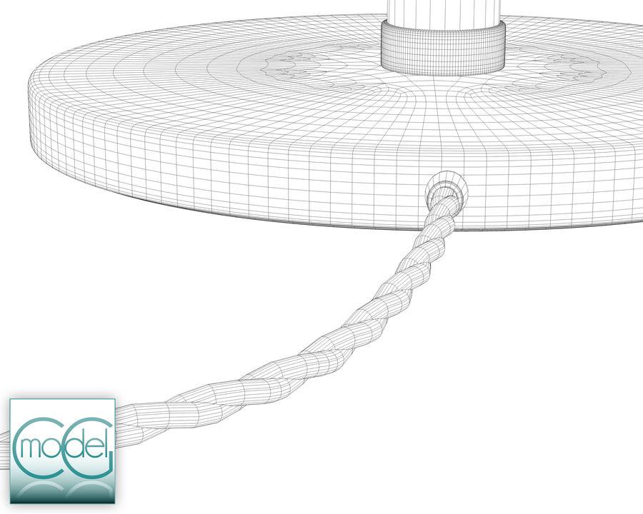 lâmpada vintage royalty-free 3d model - Preview no. 11