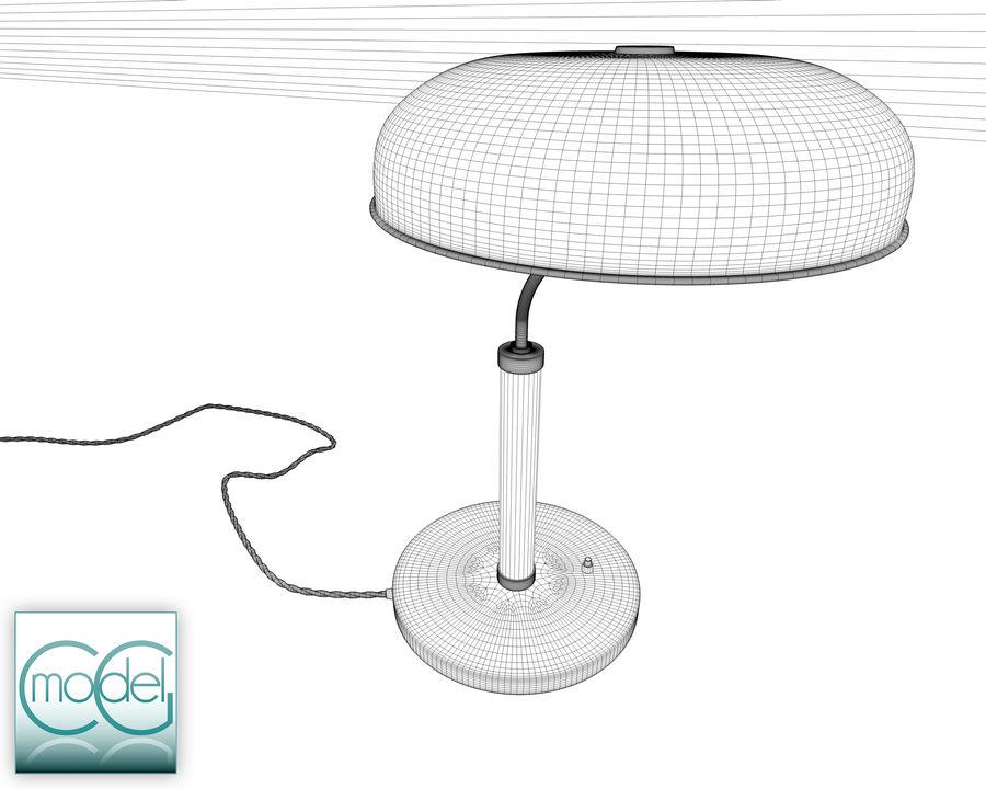 lâmpada vintage royalty-free 3d model - Preview no. 8