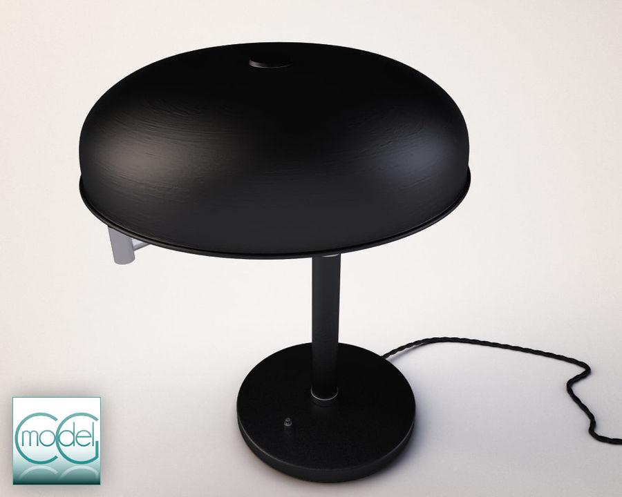 lâmpada vintage royalty-free 3d model - Preview no. 4