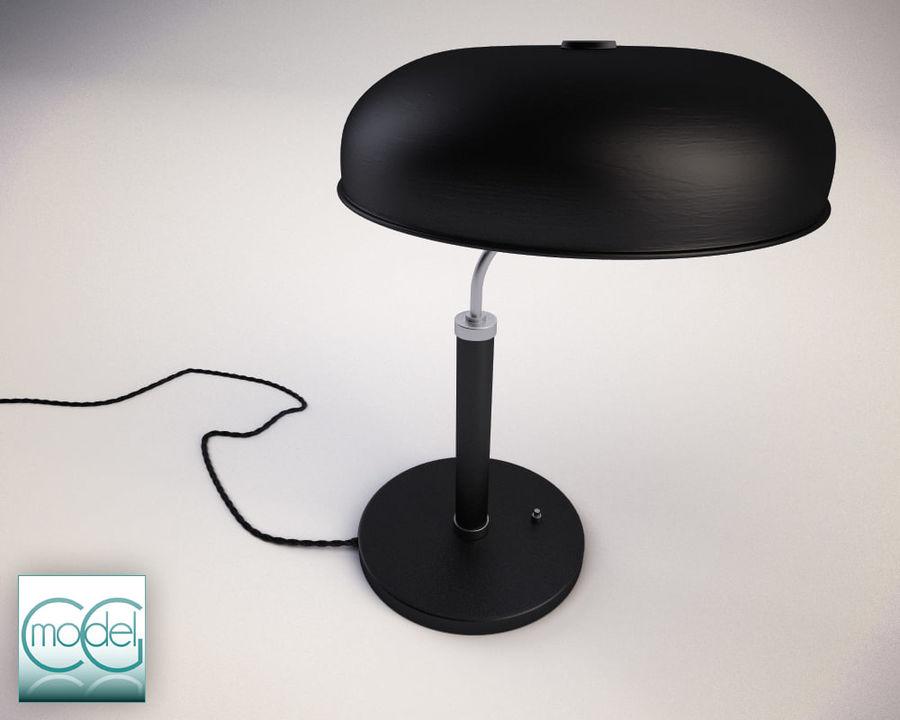 lâmpada vintage royalty-free 3d model - Preview no. 2