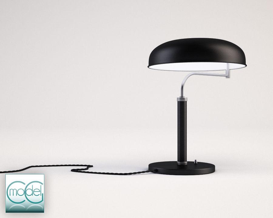 lâmpada vintage royalty-free 3d model - Preview no. 1