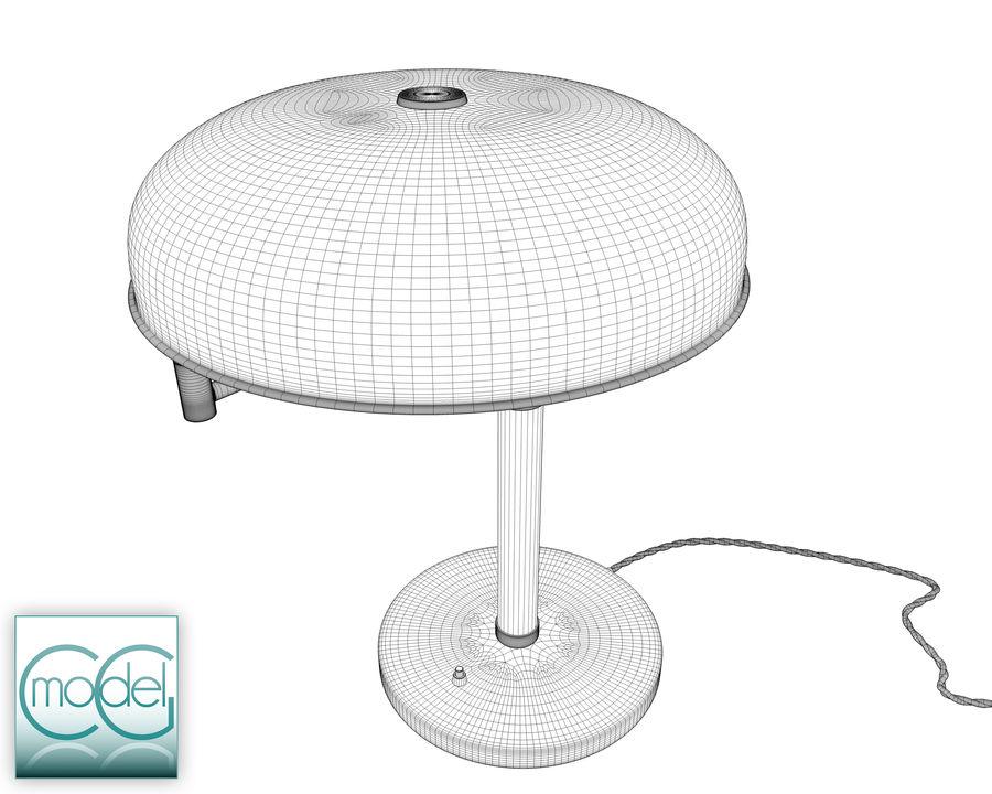 lâmpada vintage royalty-free 3d model - Preview no. 9