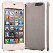 Leitor de MP3 Apple iPod touch 5g 3d model