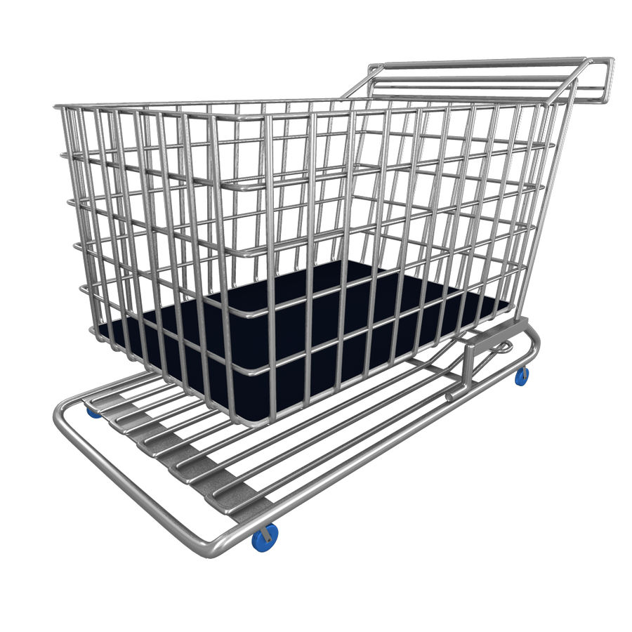 Trolly 2 royalty-free 3d model - Preview no. 1