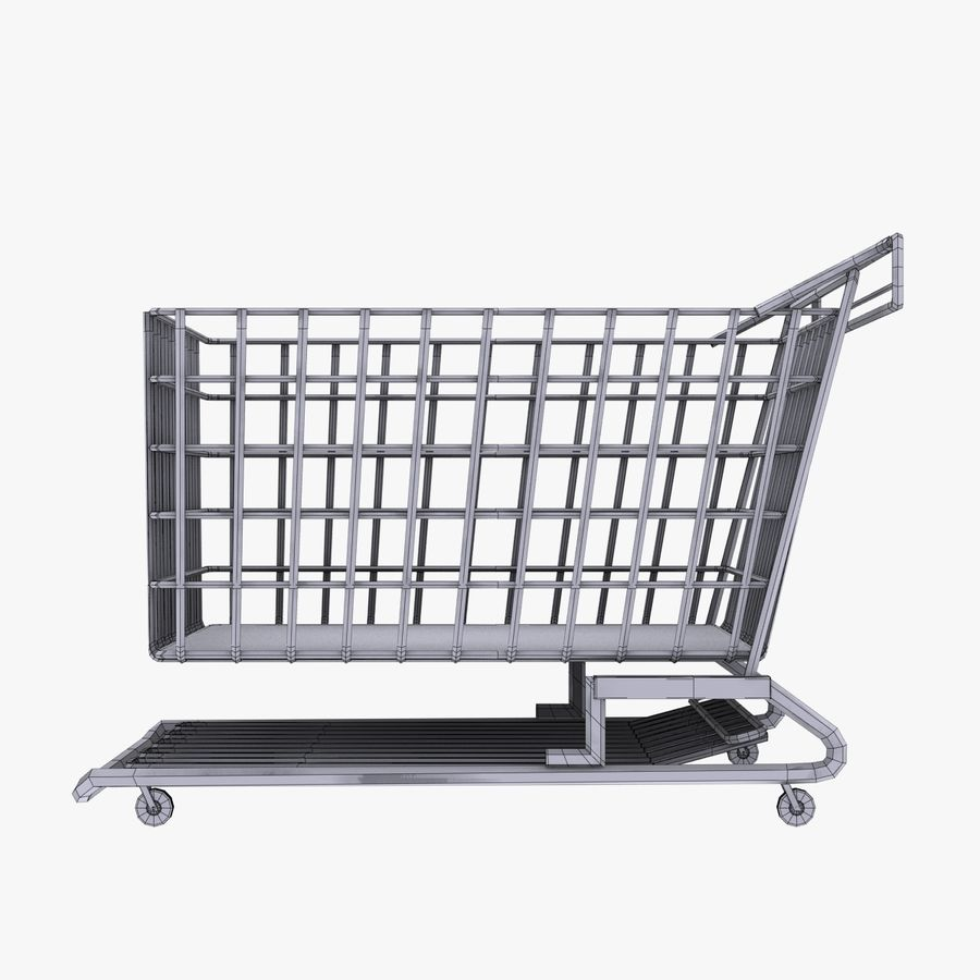 Trolly 2 royalty-free 3d model - Preview no. 4