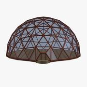 AR Geodesic Dome 2 3d model