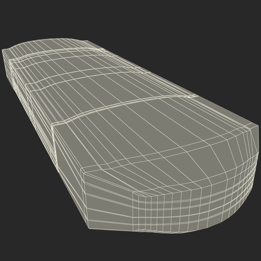 USB存储卡读卡器 royalty-free 3d model - Preview no. 40