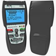 Professional Diagnostic Code Scanner Equus 3160 3d model