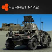 Ferret MK2 3d model