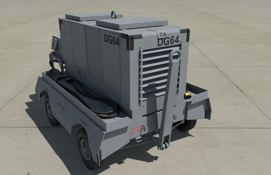 Aircraft GPU royalty-free 3d model - Preview no. 17