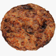 Burger Pattie 3d model
