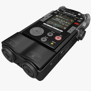 PCM Pocket Recorder Olympus LS-100 3d model