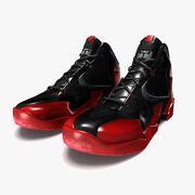 Lebron James 11 sneakers 3d model