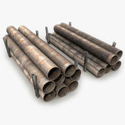 Pipes 3 3d model