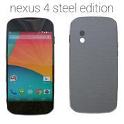 nexus 4 modelo 3d