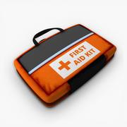 急救箱 3d model