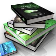 Livres 3d model