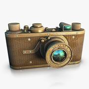 カメラゲーム準備完了 3d model