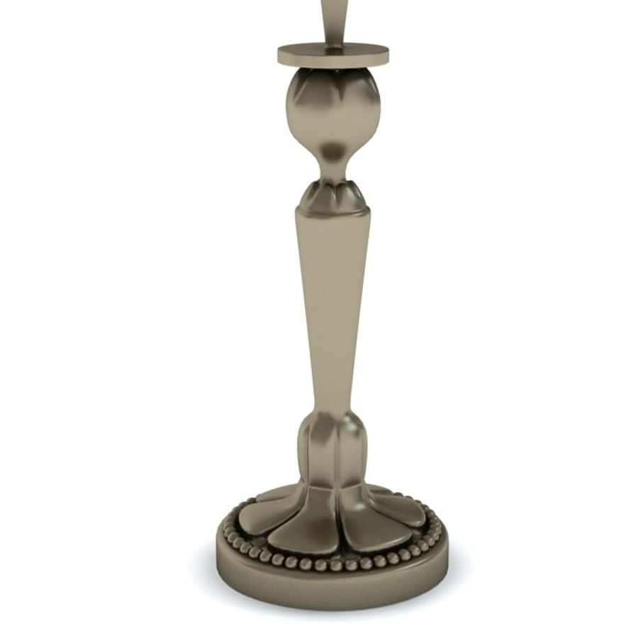 Table Lamp 3 royalty-free 3d model - Preview no. 5