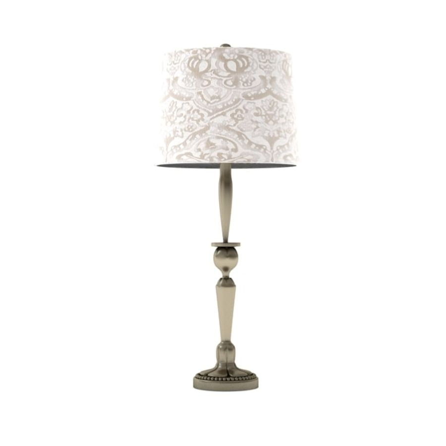 Table Lamp 3 royalty-free 3d model - Preview no. 6