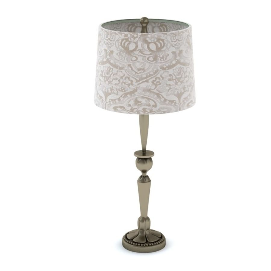 Table Lamp 3 royalty-free 3d model - Preview no. 1