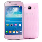 Samsung Galaxy Core Plus Pink 3d model