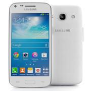 Samsung Galaxy Core Plus bianco 3d model