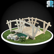 Bridge 009 3d model