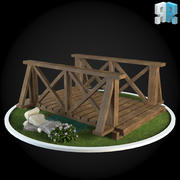Bridge 011 3d model
