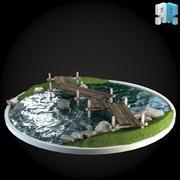 Bridge 012 3d model