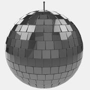 迪斯科球 3d model