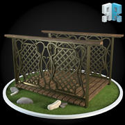 Bridge 026 3d model