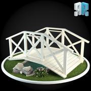桥桥027 3d model
