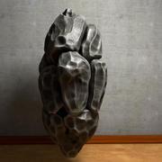 Szczegółowy przydatny kamień do rzucania 3d model