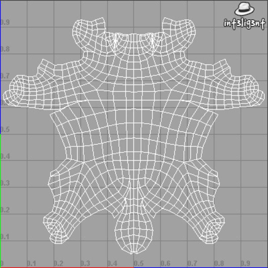 Low Poly Labrador Retriever royalty-free 3d model - Preview no. 7