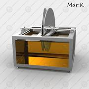 Perpetuum mobile (Capillary attraction) 3d model