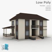 Building 010 3d model