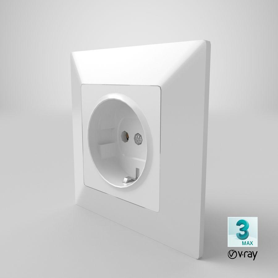 Priz royalty-free 3d model - Preview no. 18
