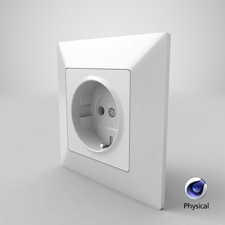 Priz royalty-free 3d model - Preview no. 14