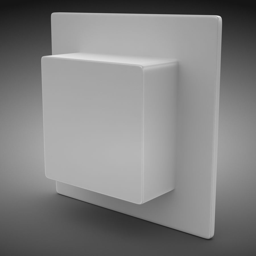 Priz royalty-free 3d model - Preview no. 4