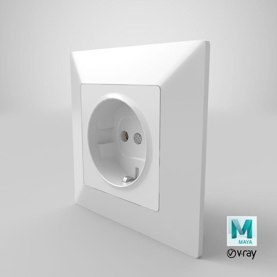 Priz royalty-free 3d model - Preview no. 20