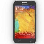 Samsung Galaxy Note 3 Neo Duos 3d model