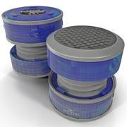 Mini Speaker iHome 3d model